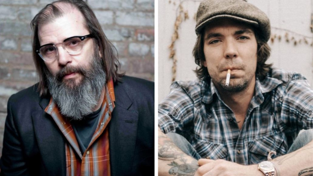 Steve Earle Justin Townes Earle album covers new music cover song