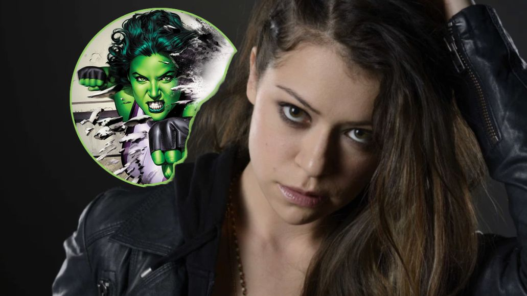 Tatiana Maslany she-hulk marvel cinematic universe disney+ tv series mcu show
