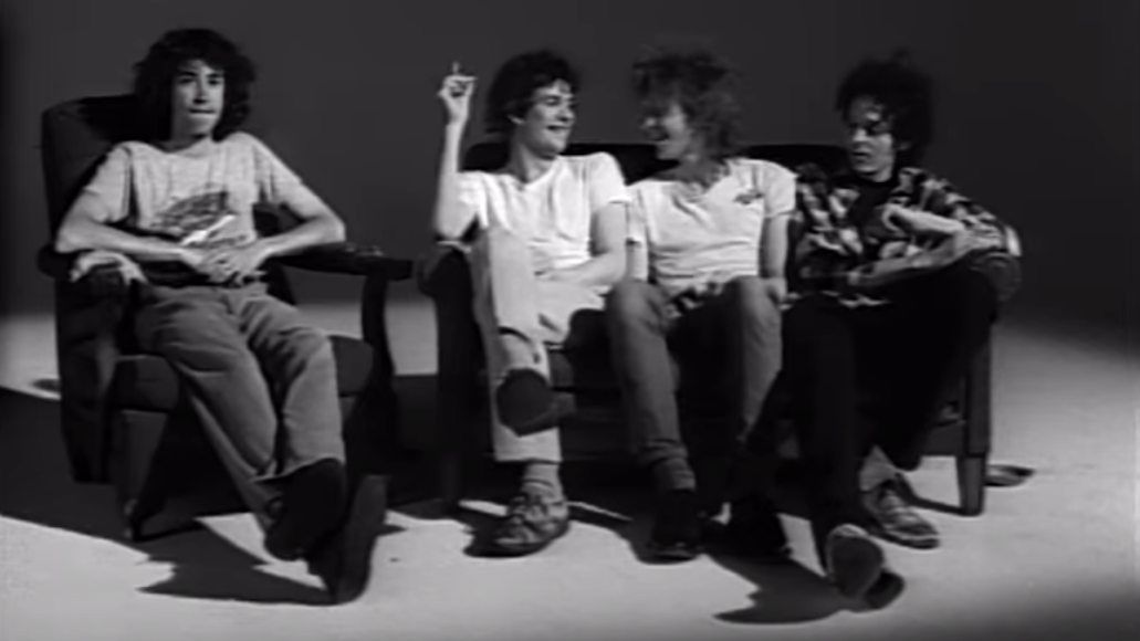 The Replacements Can't Hardly Wait Video new footage 1987 song stream watch
