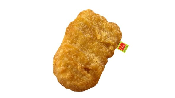 Travis Scott's McDonald's chicken McNugget pillow