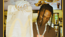 Travis Scott meal McDonald's out of ingredients