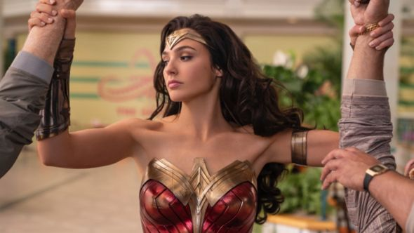 Wonder Woman 1984 delayed 2021 release date stream sequel, photo via Warner Bros.