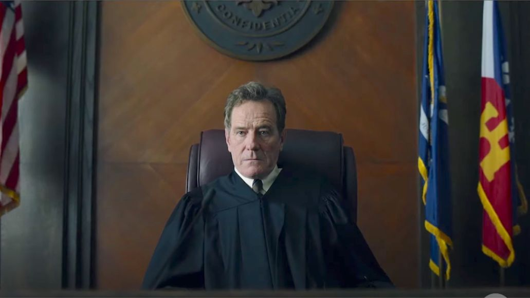 Your Honor (Showtime) Bryan Cranston tv show new series
