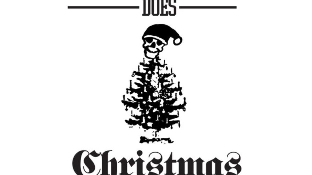dark mark lanegan does christmas 2020 album cover art