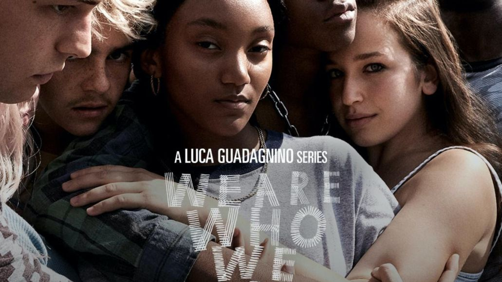 dev hynes score we are who we are score artwork Dev Hynes Details New Score for Luca Guadagninos We Are Who We Are