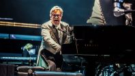 elton john reschedules tour dates farewell yellow brick road tickets Gorillaz and Elton John Share New Collaborative Song The Pink Phantom: Stream
