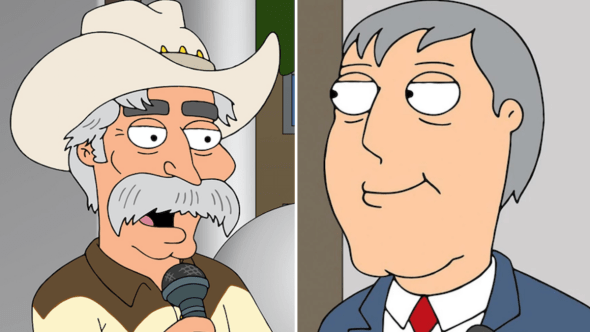 family guy adam west sam elliott new mayor