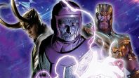 kang loki thanos marvel cinematic universe ant man 3 Marvel Reveals a Ton of Casting News, Secret Wars Disney+ Series, Guardians of the Galaxy Holiday Special