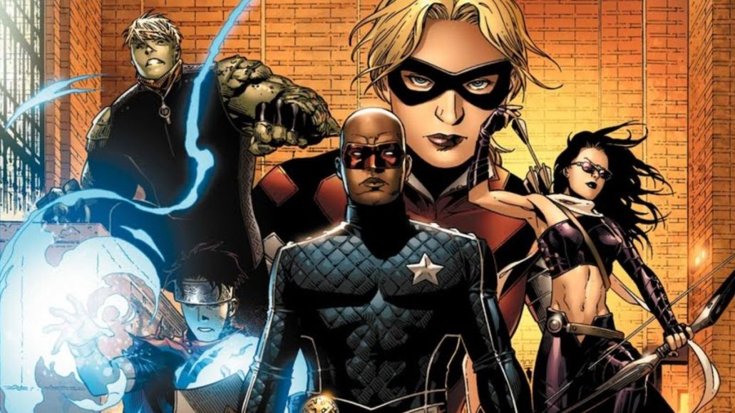 kang marvel cinematic universe young avengers