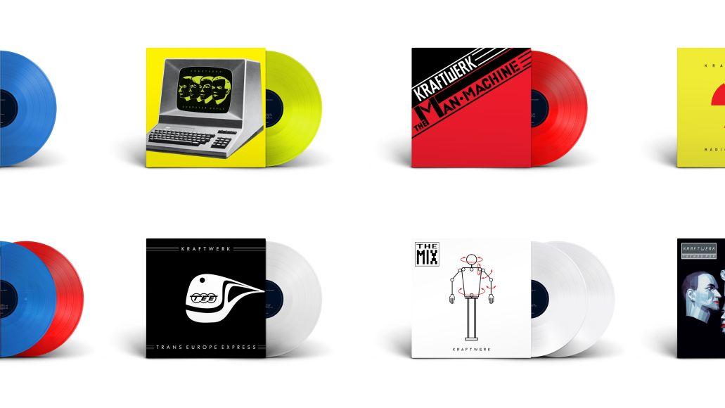 kraftwerk german uk reissue vinyl 12345678 the catalogue