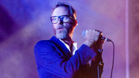 "The National's Matt Berninger on the 2020 Election: ""I Think Biden and Harris Are a Good Ticket"""