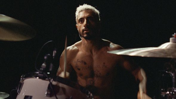 riz ahmed sound of metal movie trailer drummer deaf