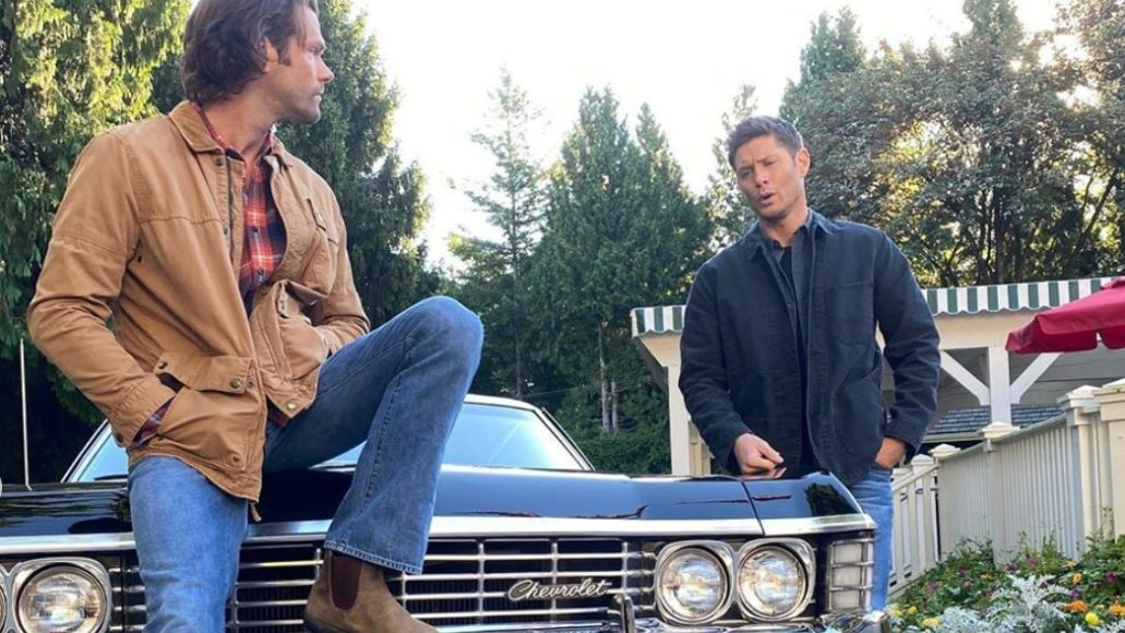 Supernatural Reaches Final Day of Shooting