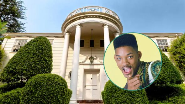 will smith fresh prince of bel-air mansion rent airbnb