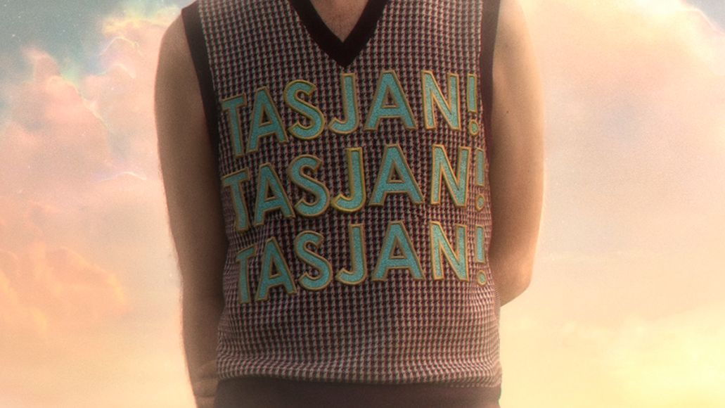 Aaron Lee Tasjan tasjan tasjan album cover artwork