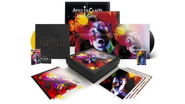 Alice in Chains Facelift Box Set