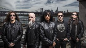 Anthrax Are Waiting to Play Shows and Release New Album Until After the Pandemic