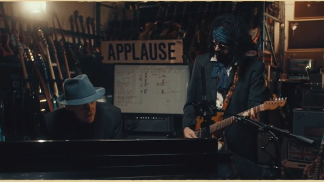 Benmont Tench and Mike Campbell (Tom Petty's 70th Birthday Bash)