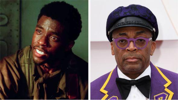Spike Lee Chadwick Boseman tribute quote Da 5 Bloods memorial