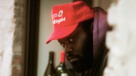 Chuck Strangers Too Afraid to Dance EP new rap hip-hop release stream