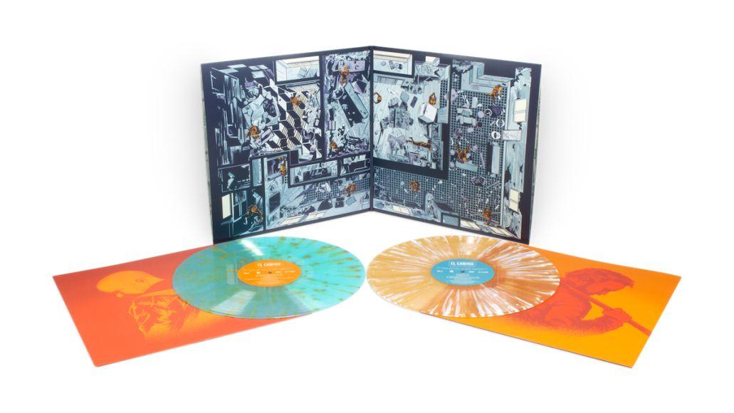 El Camino a Breaking Bad Movie soundtrack mondo vinyl gatefold
