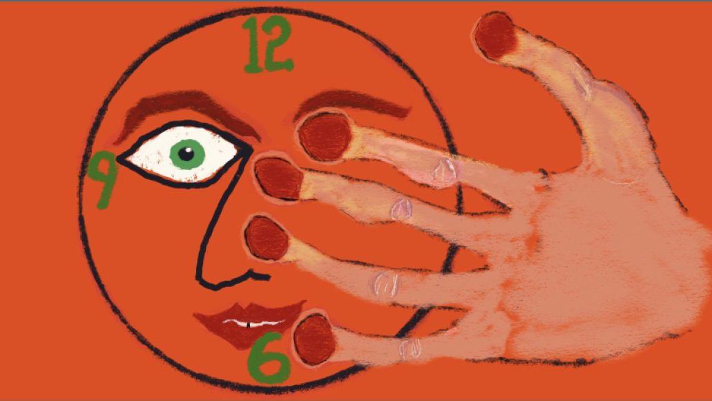 Elvis Costello Hey Clockface album artwork cover art