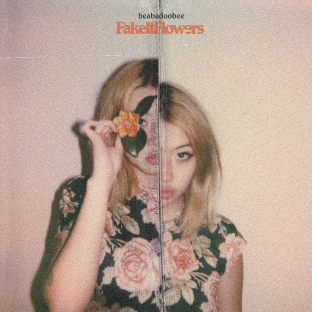 Fake It Flowers by beabadoobee album artwork cover art