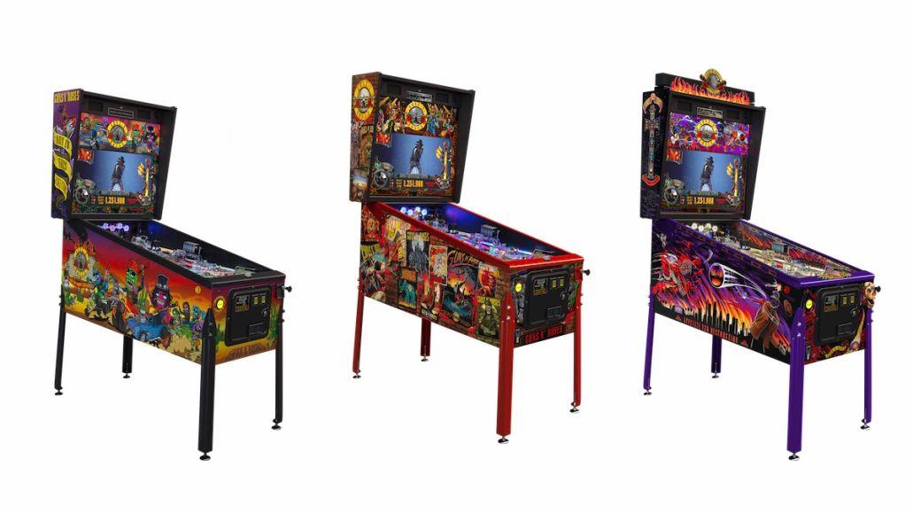 GNR Pinball Machines