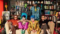 Gorillaz Gorillaz Unveil New Line of Luxe Vinyl Toys