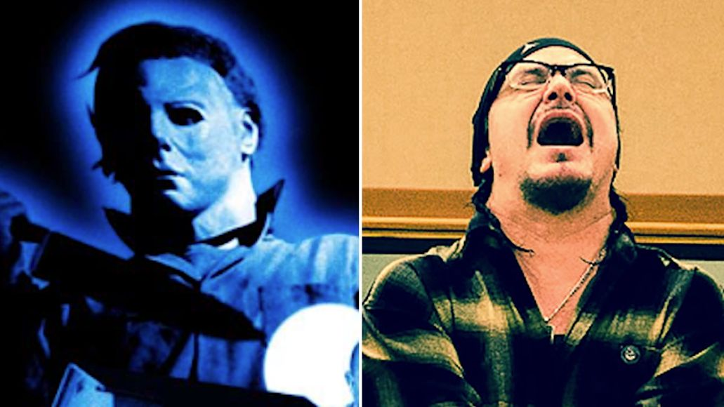 Halloween and Mike Patton