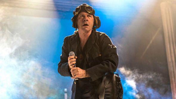 Iron Maiden New Live Album