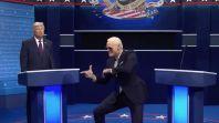 Jim Carrey as Donald Trump on SNL