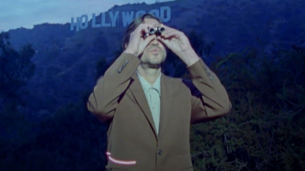 John Frusciante Brand - E music video new song music stream (YouTube)