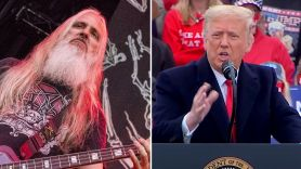 Lamb of God blast President Trump