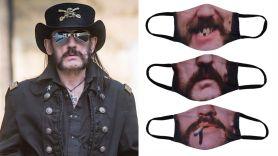 Lemmy Face Masks