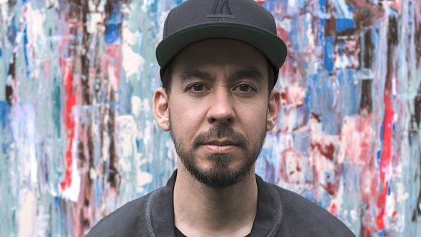 Mike Shinoda metal too white