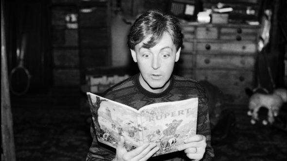 Paul McCartney Rupert The Bear Song