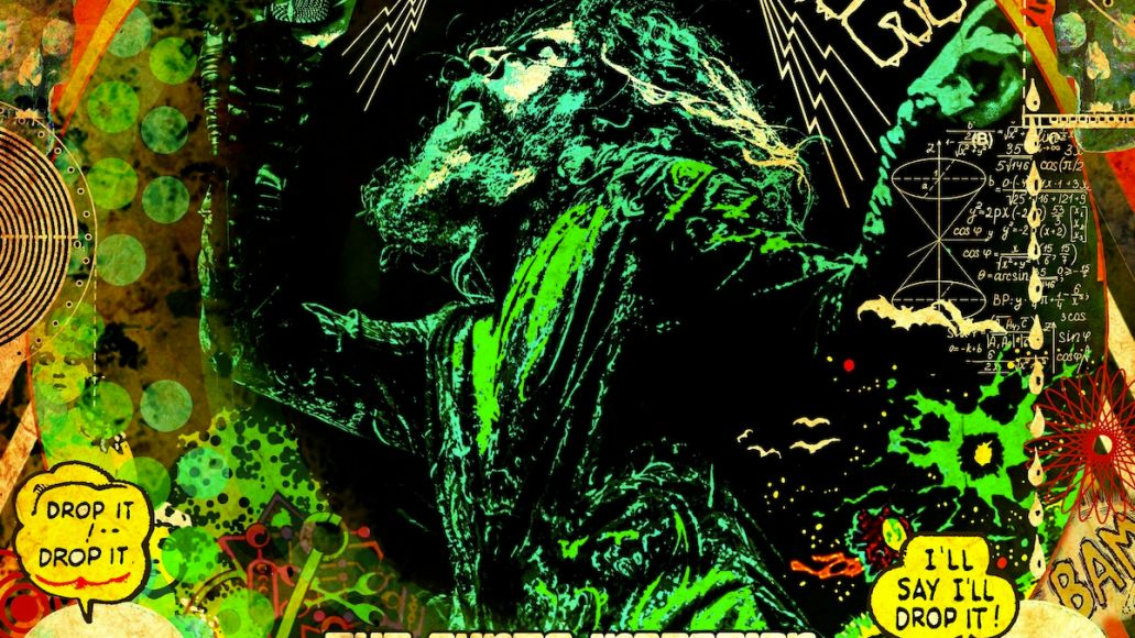 Rob Zombie - Lunar Injection album art