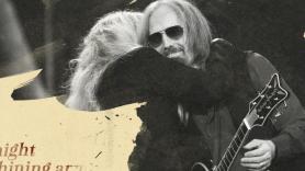 Stevie Nicks with Tom Petty