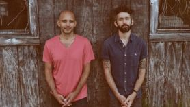 The Antlers Wheels Roll Home new song stream new music single reunion, photo by Shervin Lainez