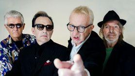 The Damned reunited original lineup