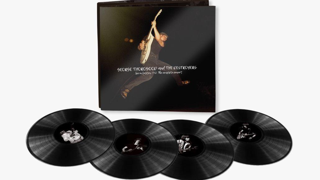 Thorogood Boston Vinyl