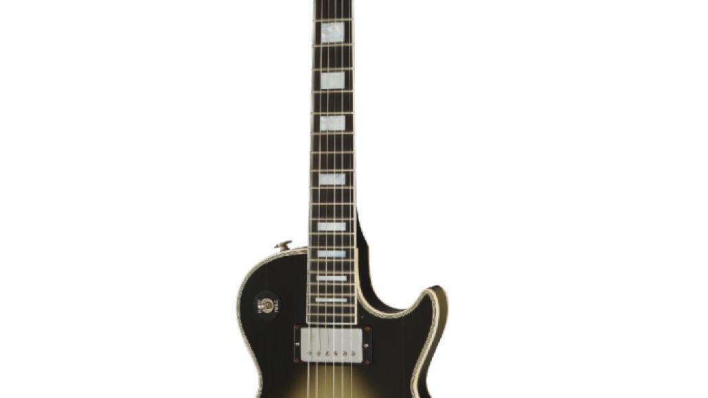 adam jones les paul Adam Jones Unveils Signature Les Paul Guitar and New Music Featuring Tool Bandmates: Stream