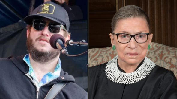 bon iver justin vernon ruth bader ginsburg your honor