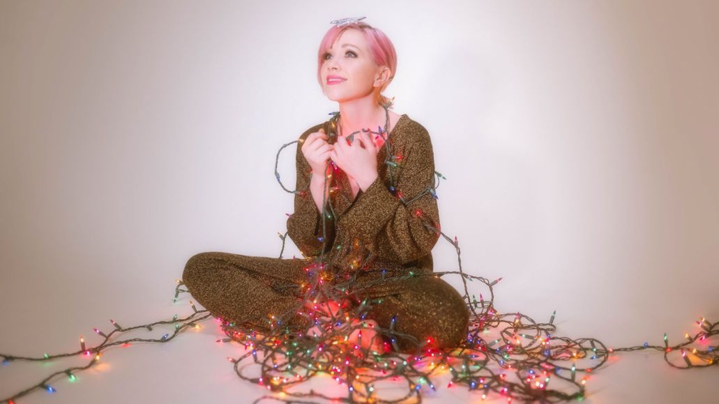 carly rae jepsen it's not christmas till somebody cries new song stream holiday music