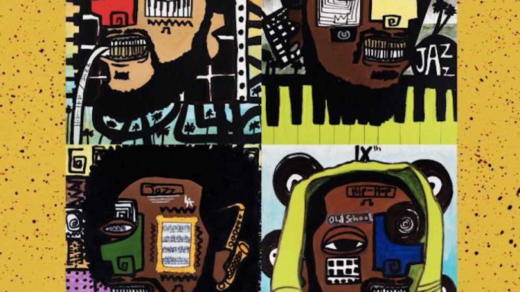 dinner party dessert album cover artwork Kamasi Washington, Robert Glasper, Terrace Martin, 9th Wonder Serve Up New Dinner Party Album Dessert: Stream