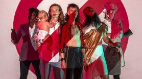 foxy shazam new album burn new single song the rose