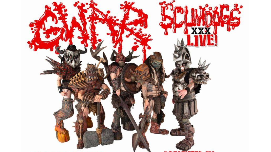 GWAR Scumdogs XXX Livestream