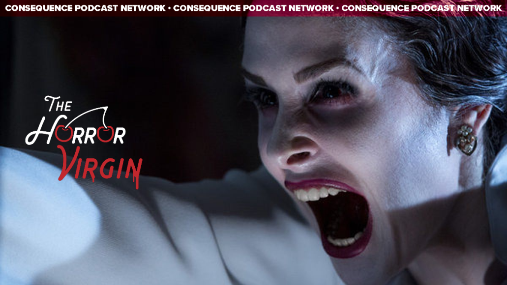 The Horror Virgin - Insidious: Chapter 2