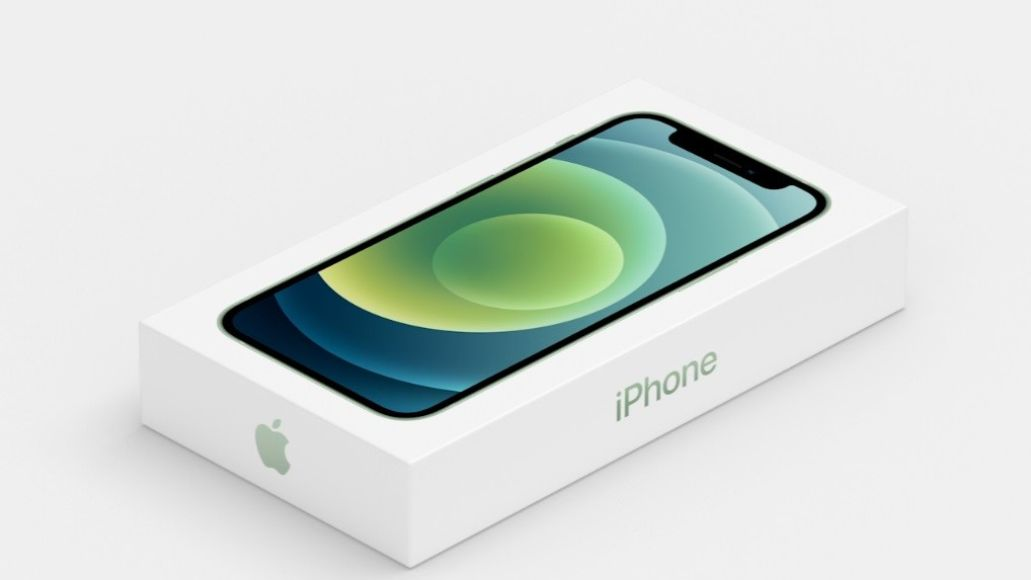 iphone box packaging